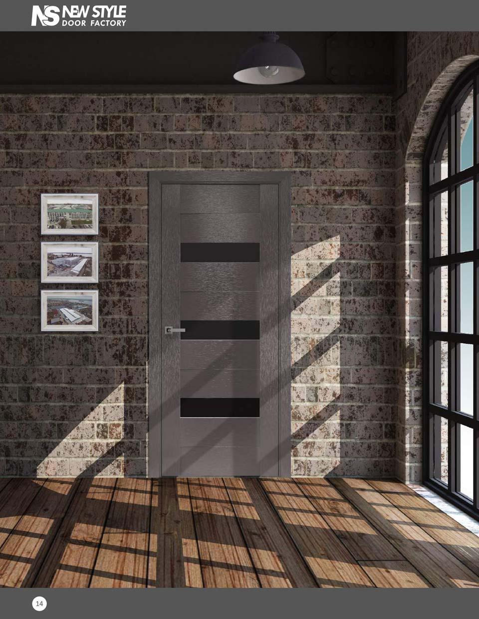 каалог міжкімнатних дверей Новий Стиль New Style