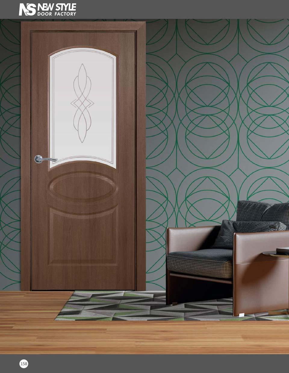 каталог міжкімнатних дверей Новий Стиль New Style