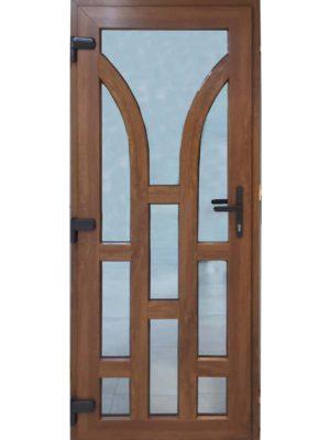 Двері вхідні металопластикові РОЗПРОДАЖ