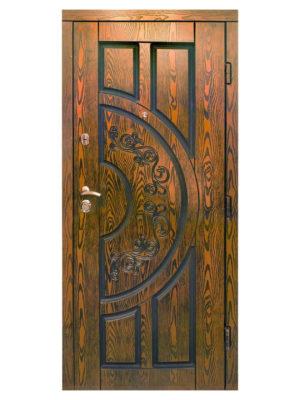 Вартість вхідних дверей MN17 в компанії Максимум