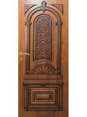 вхідні металеві двері МАКСИМУМ PM1 РОЗПРОДАЖ дуб золотий 2050x960