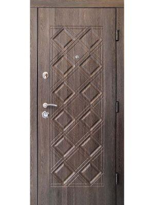 NC 59 вхідні металеві двері Максимум Стандарт